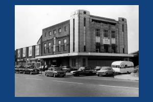 Morden Odeon, corner of London Road and Aberconway Road, Morden