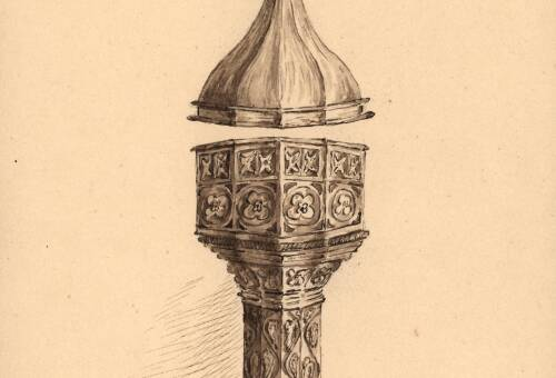 Font, 1843, Landkey, Devon