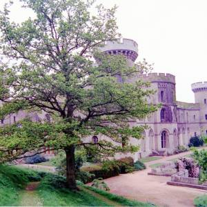 Eastnor Castle, 1993