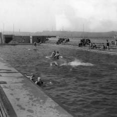 Open Air Swimming Pool South Shields