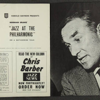 Norman Granz' Jazz at the Philharmonic Second British Tour 1959 008