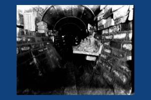 Sewage culvert, Coombe Lane, Raynes Park