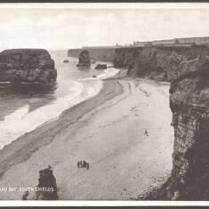 Marsden Rock and Bay, South Shields