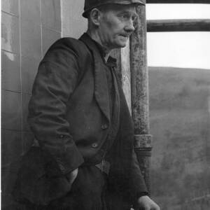 256 - Portrait of a miner