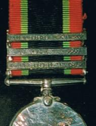 Khedive's Sudan Medal 1910