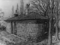 Surrey Iron Railway:  Gate-keeper's lodge