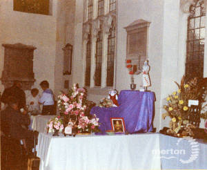 700th Anniversary Mitcham Parish Church