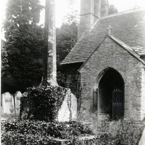 Walterstone Cross, 1917