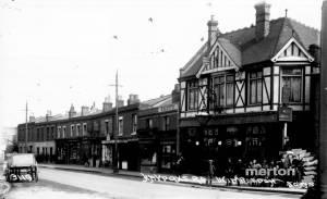 Haydons Road, Wimbledon: Pub