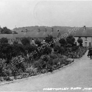Mortomley Park, High Green.