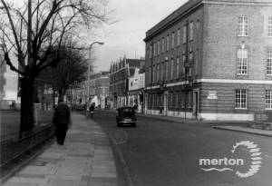 London Road, Mitcham: Post Office