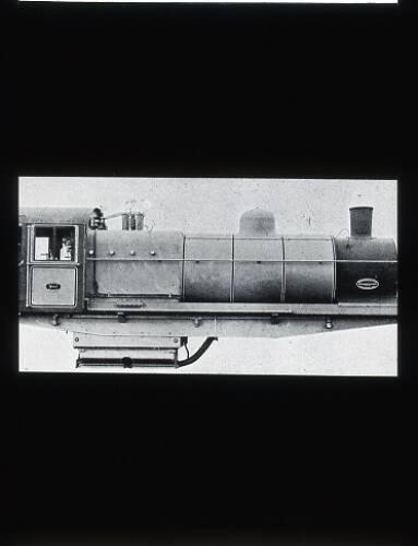 Beyer Peacock built Garratt locomotive