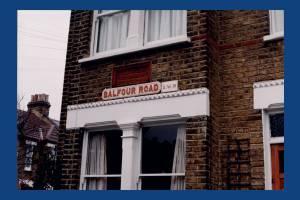 Balfour Road, Wimbledon