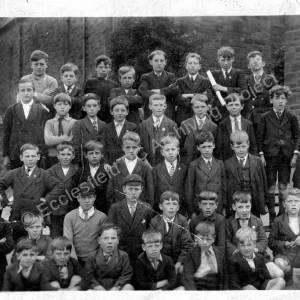Grenoside Junior School c.1920s b