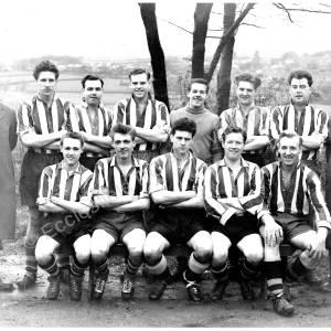 Grenoside Sports Football Club c 1955