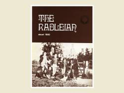 The Radleian 1969 - October
