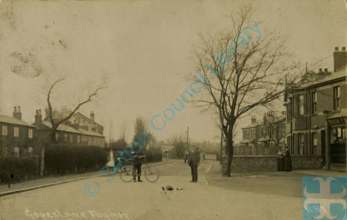 Gores Lane Formby