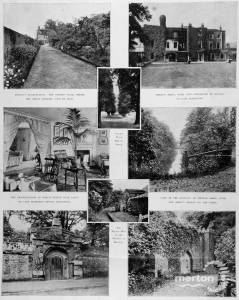 Abbey House: Portrayed in the Illustrated London News