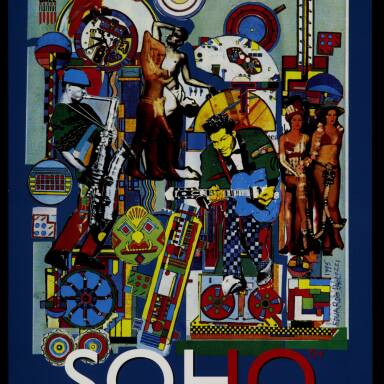 Soho Jazz Festival 1995