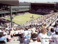 All England Lawn Tennis Club, Wimbledon: Court No. 1