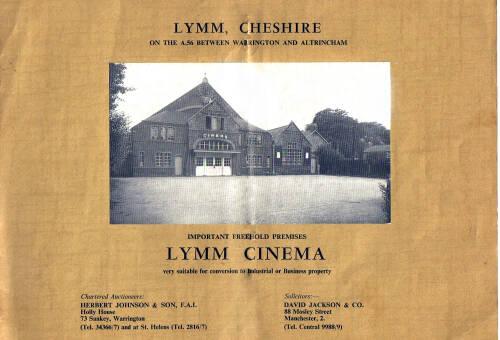 Lymm Cinema