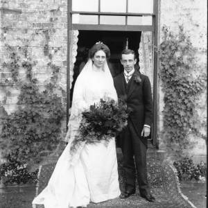 G36-052-08 Bride and Groom. Miss Mather.jpg