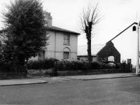 Morden Road: Holly Cottage, Box Cottage and the Gospel Tabernacle