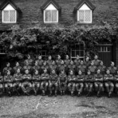 1939 - 1945 Houghton Regis Home Guard Unit The Mews Houghton Hall