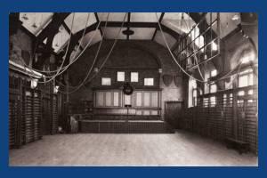 Rutlish School Gymnasium
