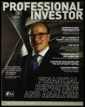 Professional Investor 2010 Spring