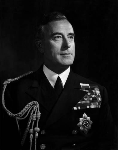 Admiral Lord Louis Mountbatten's Address to the Press