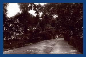 West Barnes Lane, West Barnes