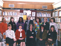 Mitcham Library, Staff