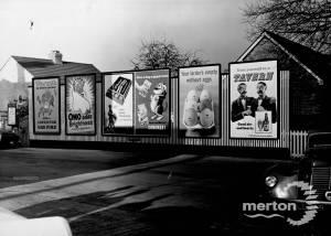 Broadway. Wimbledon:  Poster Display