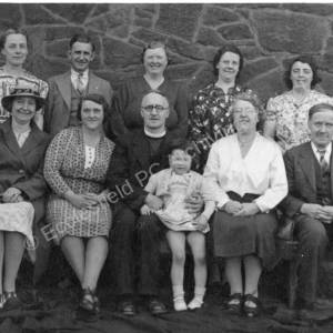 St Marks Church Grenoside, Vicar and Church Wardens