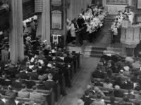 Coronation Service at Parish Church