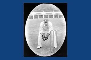 Bert Strudwick, cricketer