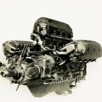 Lion Series VIIA engine: Napier