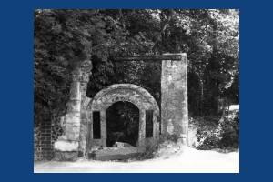 Gateway at Merton Priory