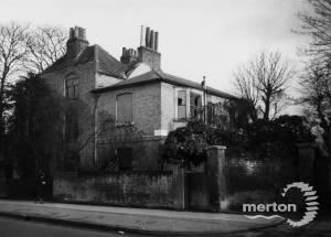 Berkeley House, Lower Mitcham.