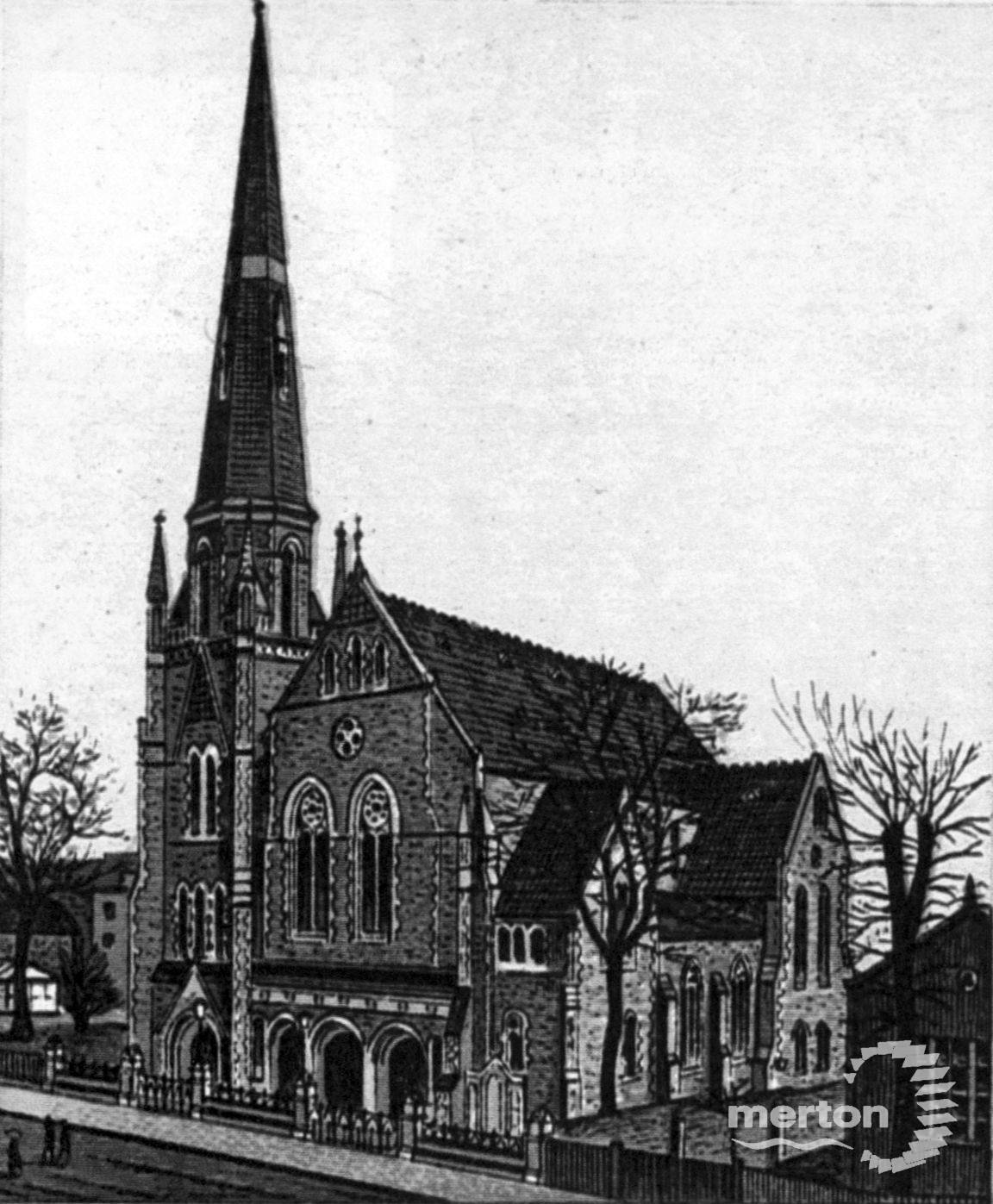 Worple Road Congregational Church Wimbledon Merton