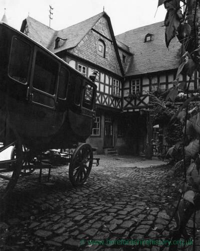 001 - Courtyard in Germany