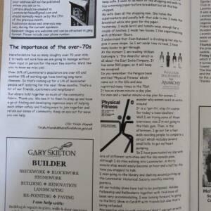 Leominster News, April 2020