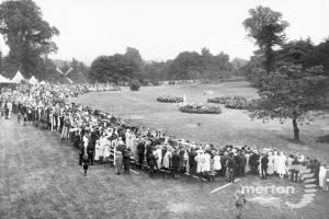 Wimbledon Historical Pageant
