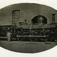 Great Northern Railway Sturrock steam tender
