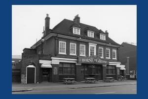 Horse & Groom, Manor Road
