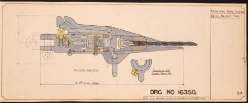 Paravane design p40