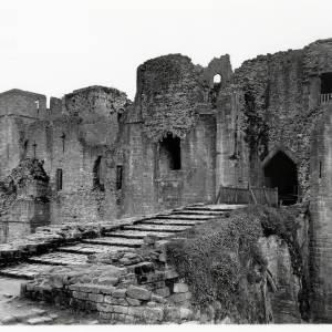 North-west Tower, Goodrich Castle