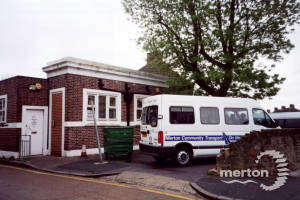 Merton and Morden Guild of Social Services: 34a, Aberconway Road