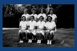 Wimbledon County School for Girls: Tennis Team